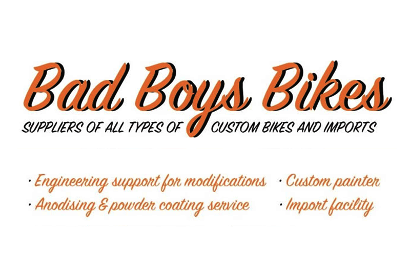 Bad Boy Bikes logo